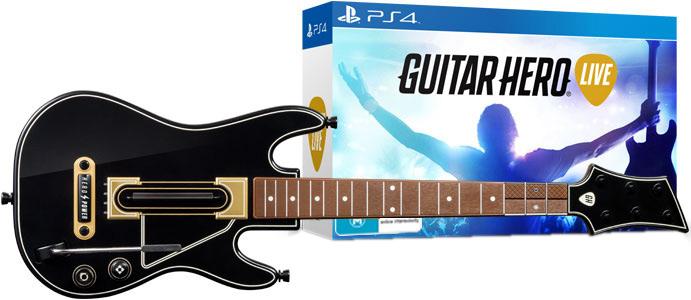 [Lokal ]Guitar Hero Live (PS4+Xbone) inkl. Controller für 15€ im Mediamarkt Wuppertal!