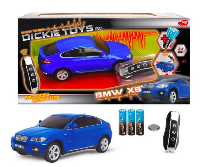 Dickie RC Motion Control BMW X6 oder MB SL65 AMG für je 17,94€ inkl. VSK bei [Spiele Max] statt ca. 28€