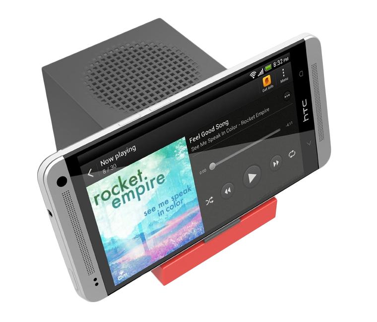 HTC BoomBass Box für 9,99 € statt 17,99 €
