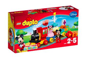 Lego Duplo 10597 Mickey Mouse Geburtstagsparade für 19,99€, versandkostenfrei bei [Real]