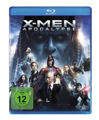 [Nur Heute am 22.09][Media Markt Berlin-Brandenburg] X-Men Apocalypse Blu Ray Nur 10€