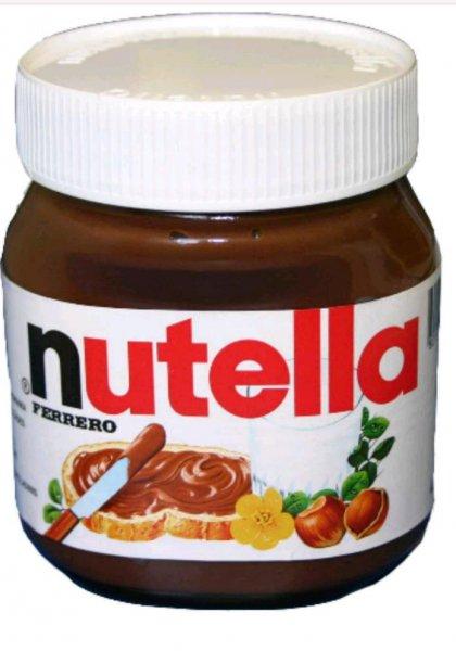 Nutella 1 KG 3,69