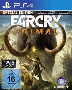 [Otto.de / Neukunde] Far Cry Primal Special Edition PS4/XOne für 21,99€