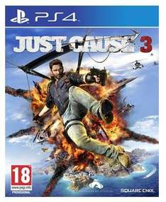 (Base.com) Just Cause 3 (PS4) für 22,44€