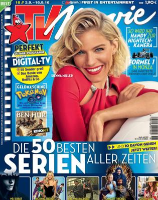 TV Movie Jahresabo mit Gewinn/kostenlos: 55€ Bargeld Scheck und Zeitschrift 13 Monate bei Bankeinzug