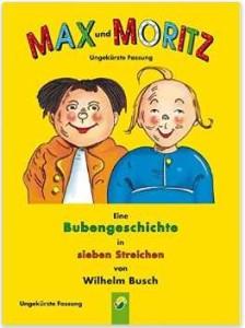 Kindle e-book Max und Moritz wieder gratis
