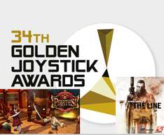 [Steam] Spec Ops: The Line + Sid Meiers Pirates! + mystery Gift bei den Golden Joystick Awards