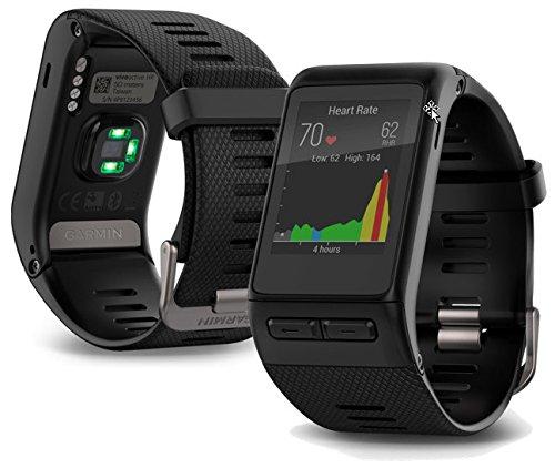 Garmin vivoactive HR, 199,99 Euro, Top-Sportwatch mit GPS+Herzfrequenz [Amazon Tagesangebot]