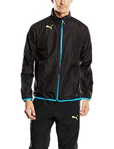 PUMA Herren Jacke IT Evotrg Light Woven Jacket Gr. L  [Amazon Prime]