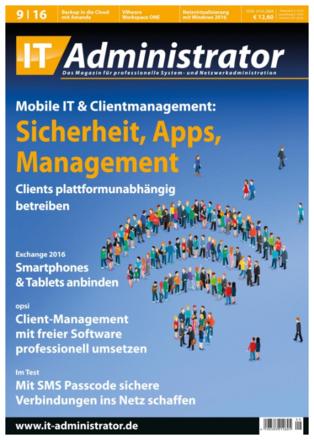 Gratis Ausgabe It-Administrator bei SMLAN
