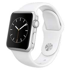 Telekom - Apple Watch 38 mm weiss