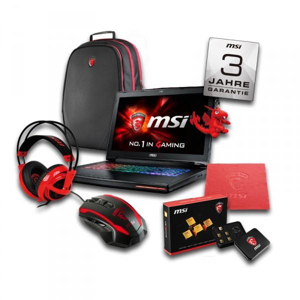 Gamer aufgepasst: MSI GT72-6QEG81 Gaming Notebook inkl. großem Zubehörpaket für 1499€ bei Comtech