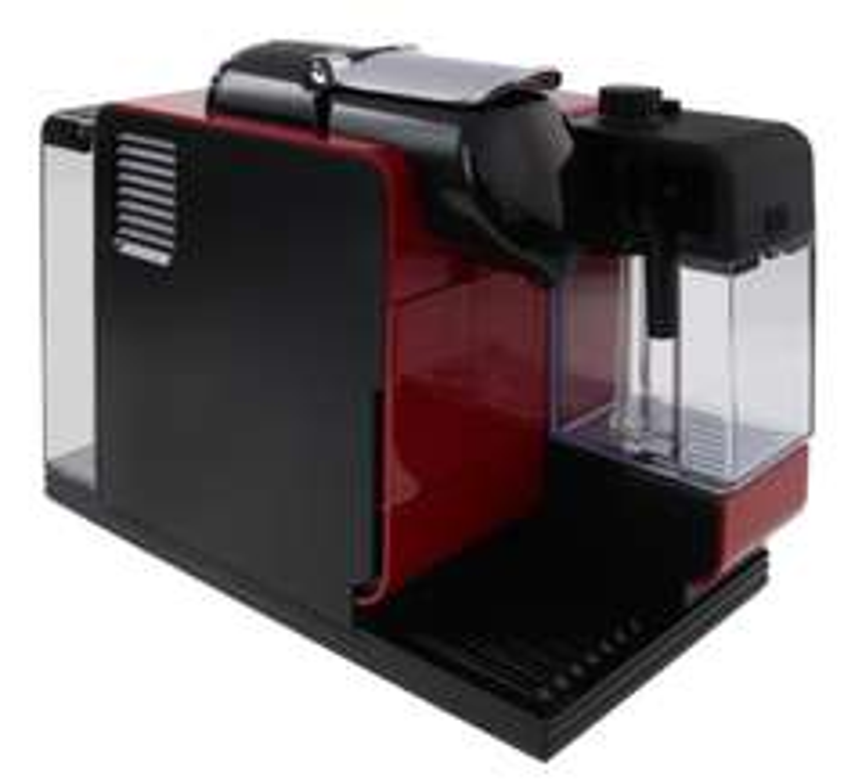 DeLonghi EN 521.R Lattissima+ Nespresso Kapselmaschine + 70€ Kapselguthaben bei Nespresso