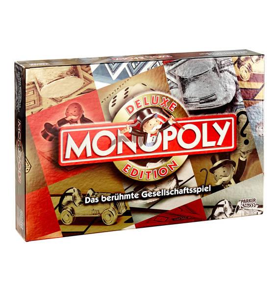 Monopoly Deluxe von Hasbro für 18,00€ (Filiallieferung und NL-Gutschein) statt ca. 30€ [Galeria Kaufhof]
