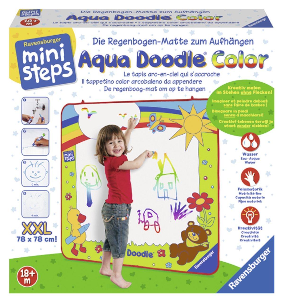 Amazon Prime: Ravensburger 04493 - ministeps Aqua Doodle XXL Color  / Idealo ab 30,94€