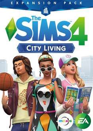 Die Sims 4: Großstadtleben für 22,79€ [CDKeys]