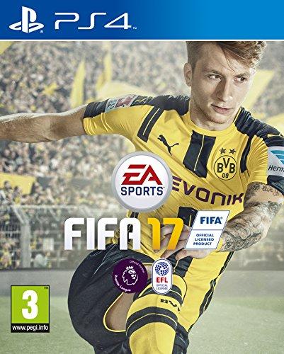 Fifa 17 (+ Vorbestellerbonus) rvia Amazon UK Xbox One Ps4