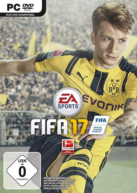 FIFA 17 Key - 1 Tag vor Release bekommen