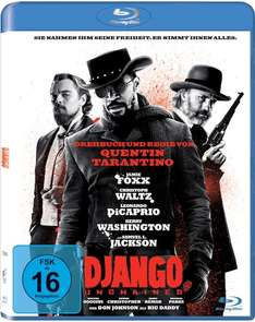 Django Unchained (Bluray) für 6,97€ [Amazon Prime]