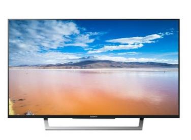 Sony KDL-49WD755 123 cm (49 Zoll) Fernseher (Full HD, Smart-TV, X-Reality PRO, HD Triple Tuner, USB Aufnahmefunktion) [Energieklasse A+]