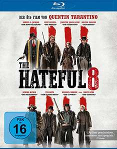[Amazon] The Hateful 8 (Blu-ray)