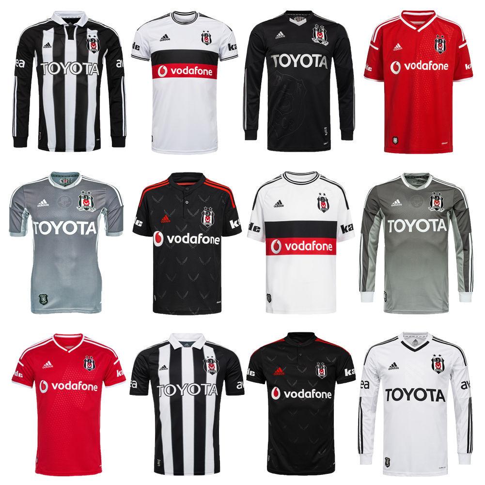 Besiktas Istanbul adidas Trikots, Damen / Herren / Kinder ab 14,99€ inkl. VK.