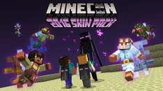 MINECRAFT- Minecon 2016 Skins gratis für IOS/Android/Windows10/PS4/XBOX (anstatt 0,99€)