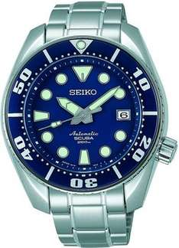 [Luna Pearls] Seiko  PROSPEX AUTOMATIK SBDC033J (blaue Sumo)