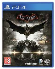 (Base.com) Batman: Arkham Knight (PS4/Xbox One) für 16,61€
