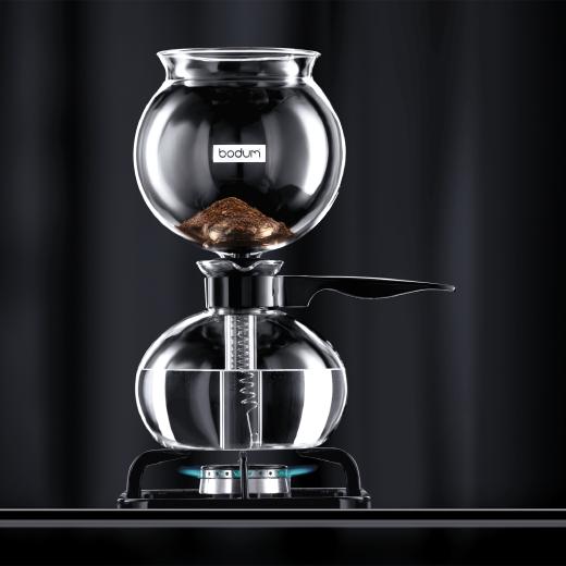 Bodum Vakuum Kaffeebereiter für 8 Tassen zum Superpreis!