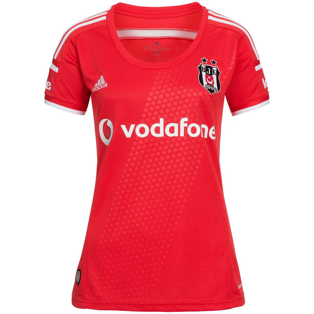 Besiktas Istanbul adidas Damen Trikot In Rot oder Schwarz  13,99 + 3,95 Versand = 17,94€