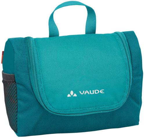 [Amazon Prime] Vaude Kinder Kulturtasche Bobby / Farbe: green spinel für 6,63€