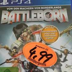 Battleborn PS4 (lokal?)
