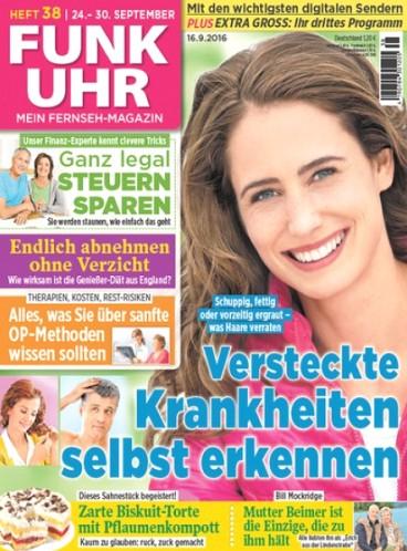 Funk Uhr Magazin im Jahresabo für 57,20€ mit 60€ Verrechnungsscheck bestellen (notwendig: Bezahlung per Bankeinzug)