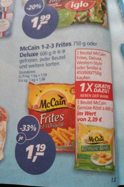REAL (BUNDESWEIT) McCain Frites