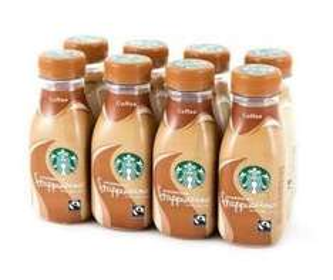 (Amazon Prime) Starbucks Frappuccino Vanilla, 8er Pack (8 x 250 ml) für 7,99€