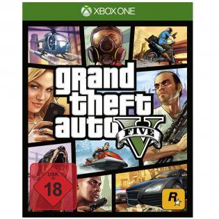 [Redcoon] Grand Theft Auto 5 / GTA 5 (Xbox One) für 32.99€ inc, Versand oder 2x für 59,99€**Einzelpreis 30,-€**