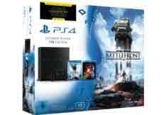 Sony PlayStation 4 1TB , inklusive  Wars Battlefront & Star Wars Wars das Erwachen der Macht !