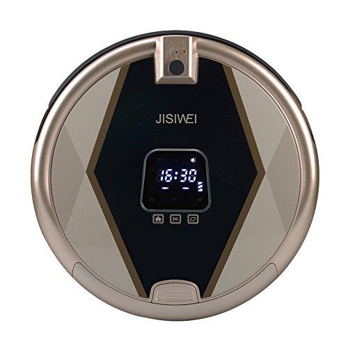 staubsauger roboter mit wischfunktion und 1080p kamera wifi infrarot app fernbedienung amazon. Black Bedroom Furniture Sets. Home Design Ideas