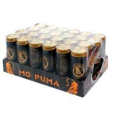wieder da (Sim Buy) 72 Dosen MG Puma Energy Drink Classic für € 26,03 / 0,36 € je Dose