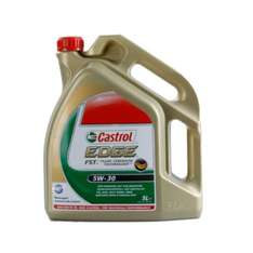 Ebay Castrol EDGE FST 5W-30 Motoröl 5 Liter 504.00 507.00 Longlife 3 SLX für 33,90