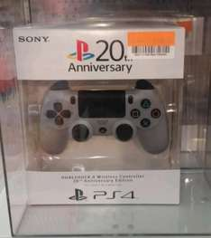 ​[Lokal bei Real in Mülheim a.d.R.] Sony Ps4 Dualshock 4 (20th Anniversary Design)