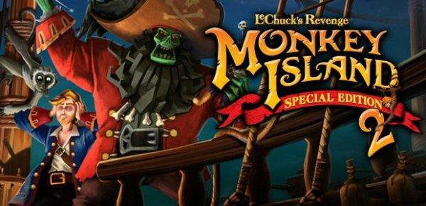 Monkey Island Special Edition 1+2 (PC) für je