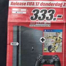 [Lokal Media Markt NL] PlayStation 4 Slim 1TB + FIFA 17