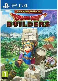 (PS4) Dragon Quest Builders D1 Edition