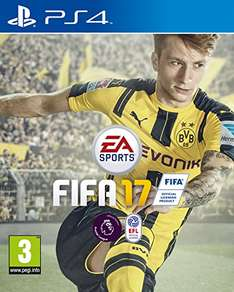 (PS4/XONE) FIFA 17 Standard vorbesteller[Amazon UK]