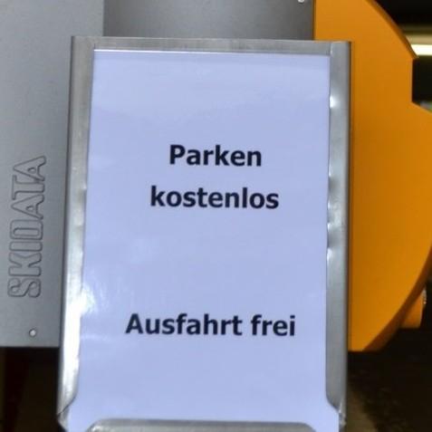 [lokal Delmenhorst] Im City-Parkhaus bis Jahresende gratis parken