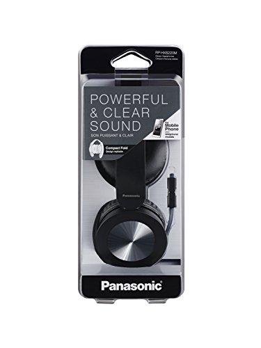 Panasonic Kopfhörer RP-HXS2200MEK Kopfhörer mit Mikrofon @Amazon
