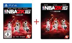 [amazon] NBA 2k16 Steelcase PS4