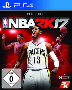 [Amazon.de] NBA 2K17 46,22€ PS4